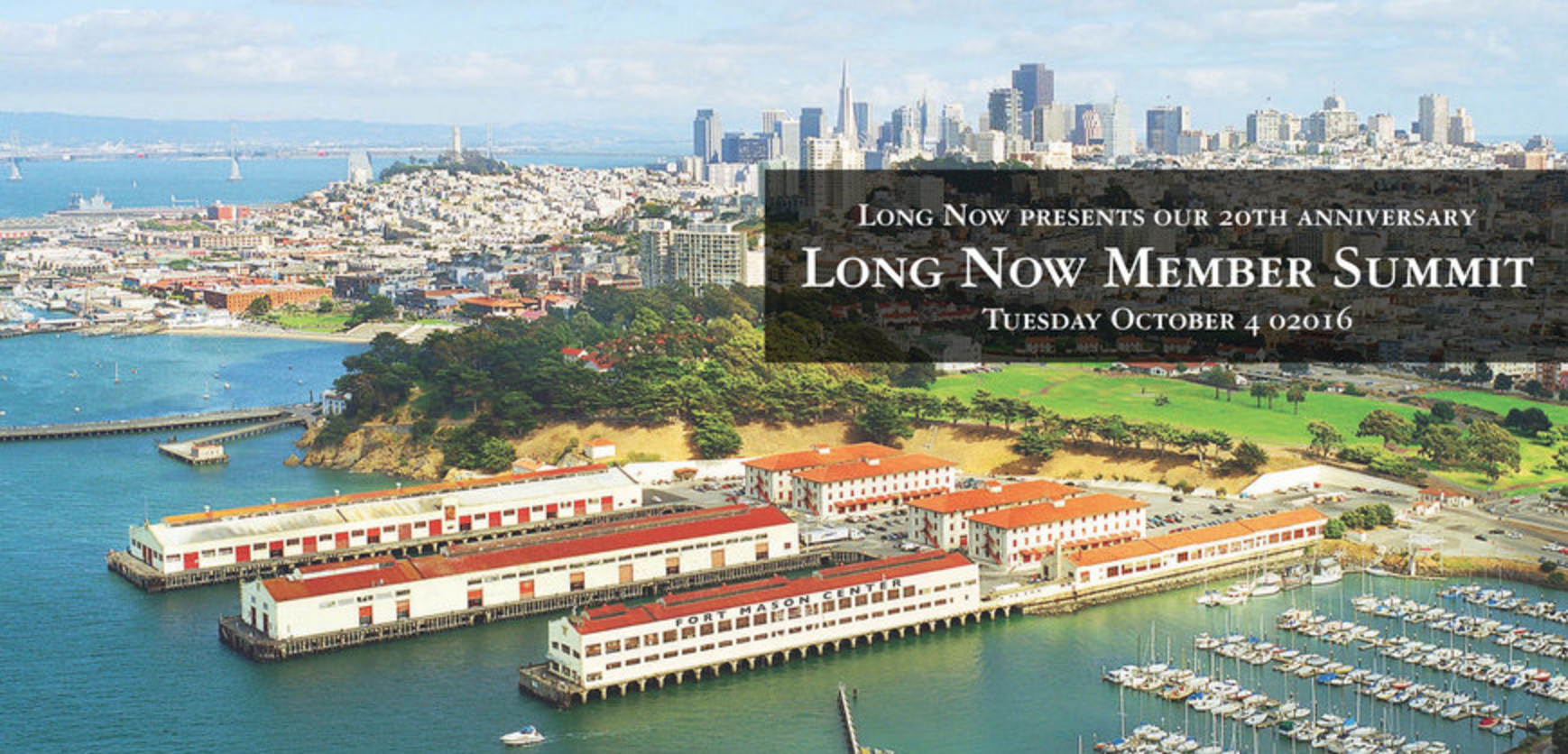 Long Now Member Summit