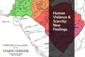 Human Violence tied to Scarcity