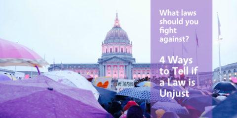 Unjust law
