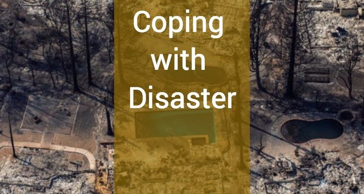 Coping with Disaster