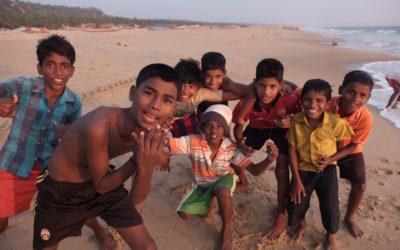 Children in Goa Christine Marie Mason Children's Rights