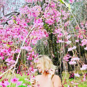 Christine Marie Mason Tree Toad Farm Spring Blossoms Adam Bauer