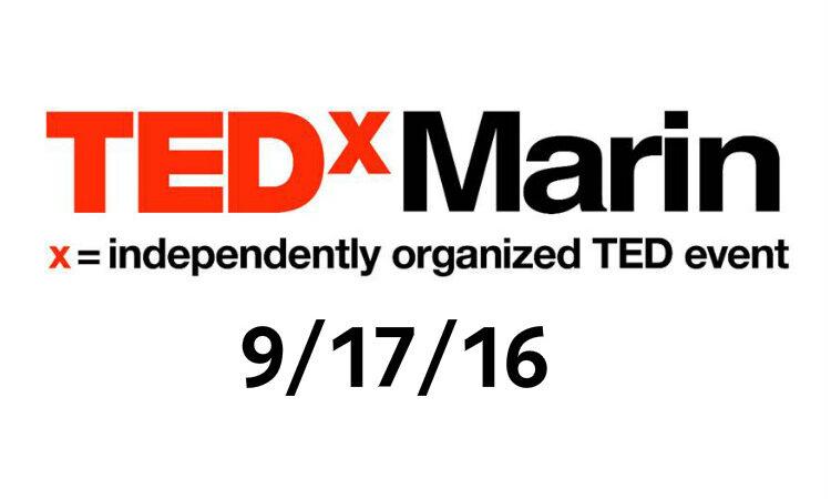TedxMarin2016