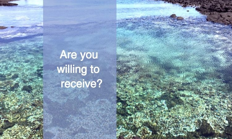 Willing to Receive